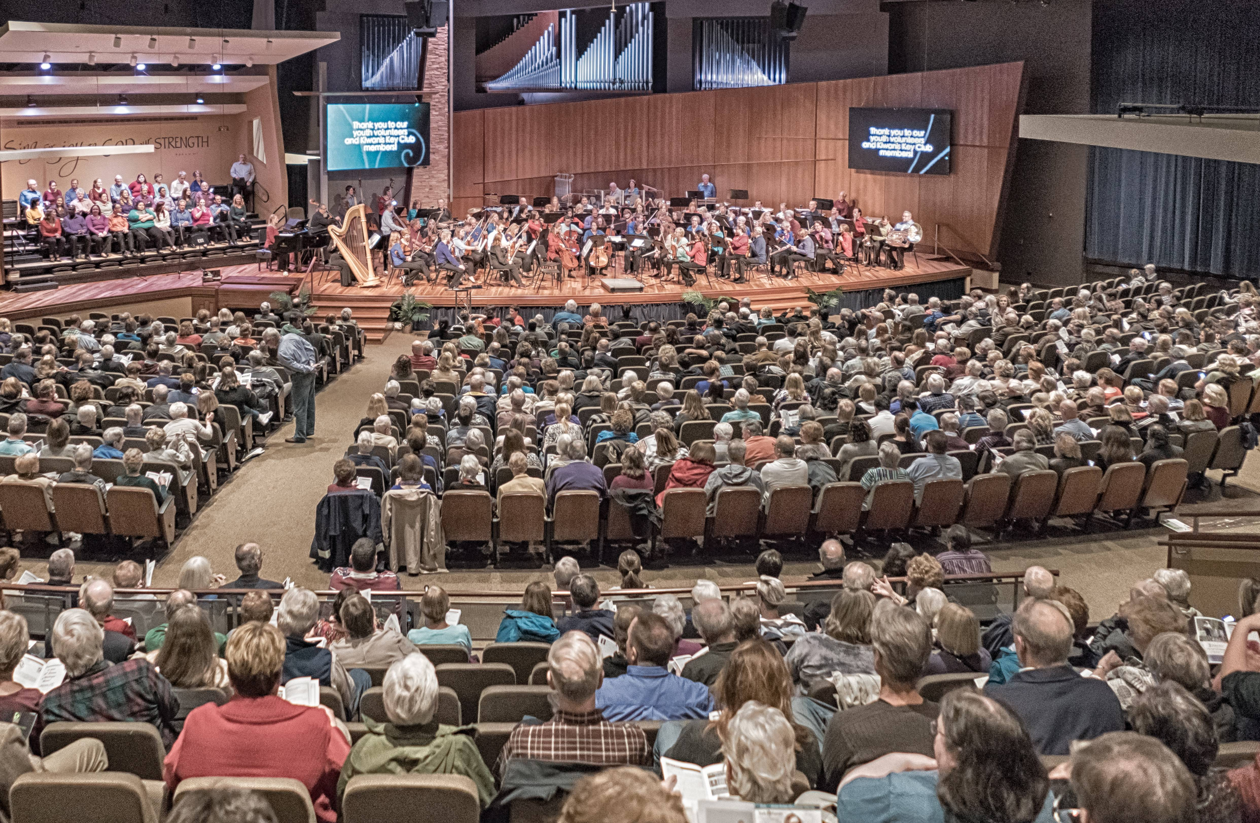 "For its 58th season, the Elmhurst Symphony Orchestra will perform the ""Musical Masters"" at Elmhurst Christian Reformed Church."