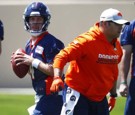 Broncos New QB Keenum Gets First Taste Of Denver's Defense
