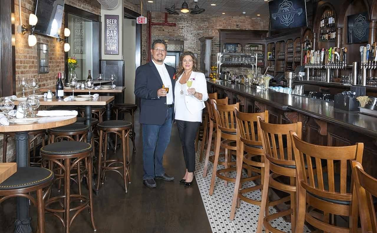 Sara McKinnon and her husband Humberto Martinez, Jr. are co-owners of O'Toole's Pub Group.