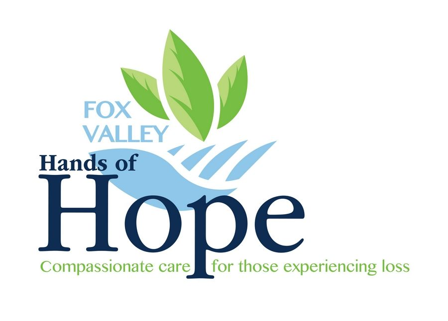 Fox Valley Hands of Hope logo