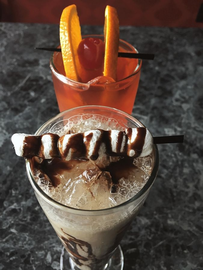 "In honor of the new ""Solo"" movie, Kings is offering two ""Star Wars"" drinks, including the Mai Tai Fighter, back, and the Did It All for the Wookiee."