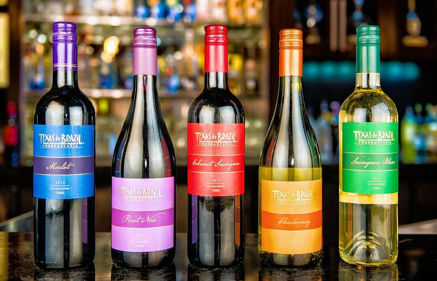 Texas de Brazil is marking National Wine Day Friday, May 25, with $5 glasses of wine.