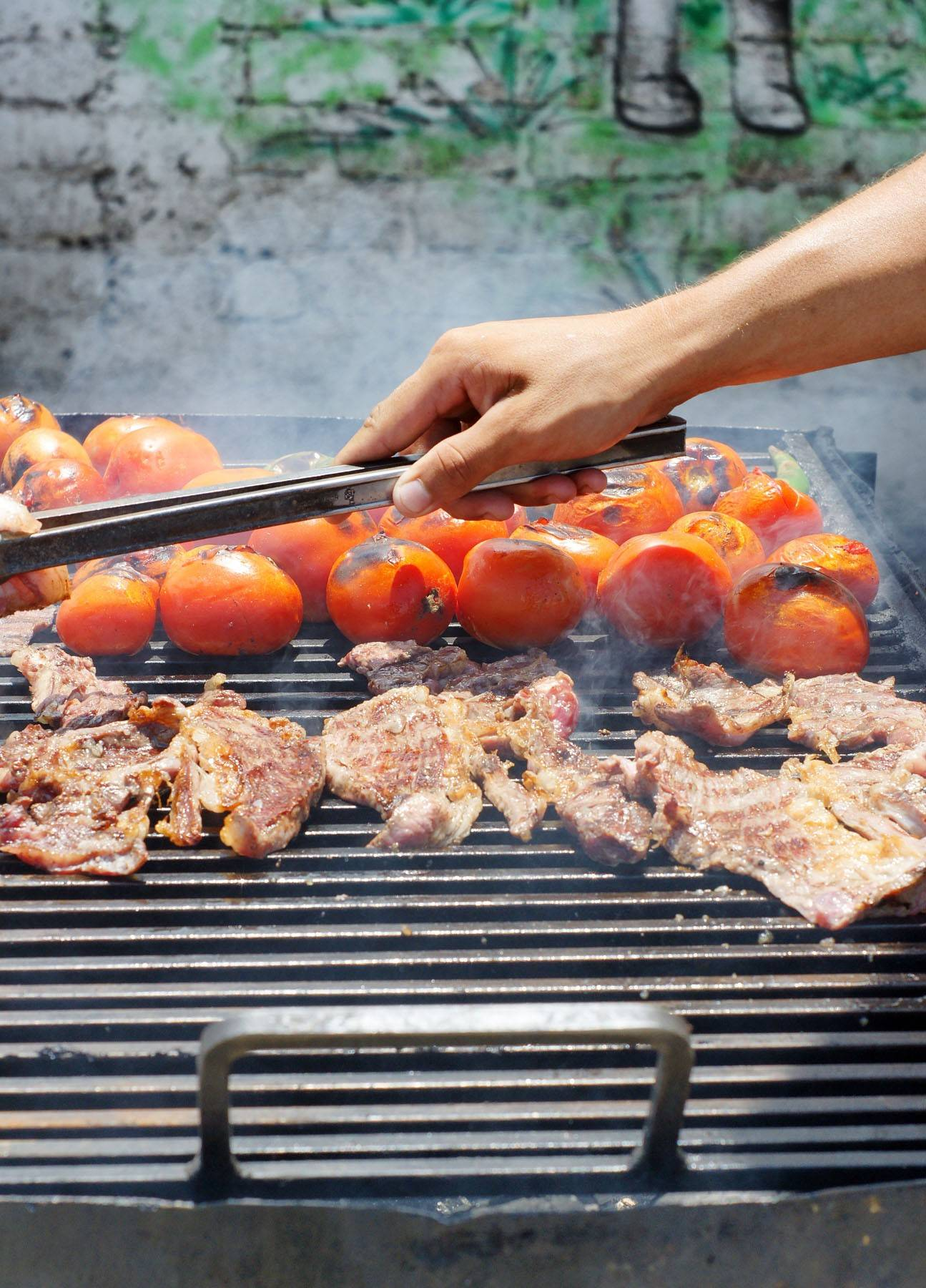 Don't let your summer cookouts be ruined by cooking fresh ingredients on fired on grease and rust from last year. It's time to get your grill in order.