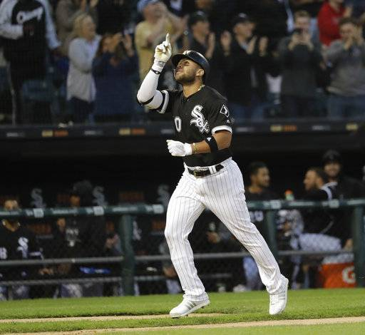 Covey earns 1st win, White Sox hit 3 homers in rout of O's