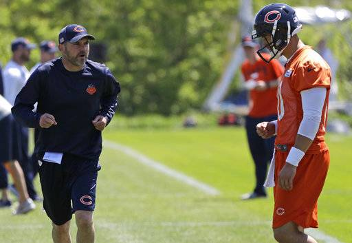 Bears see more comfortable Trubisky emerging as leader