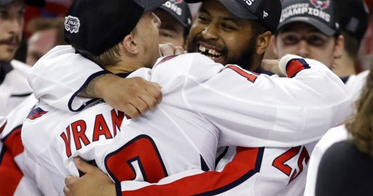 DC Relief  Capitals  run to Cup Final ends 20-year drought b8a4bdce012c