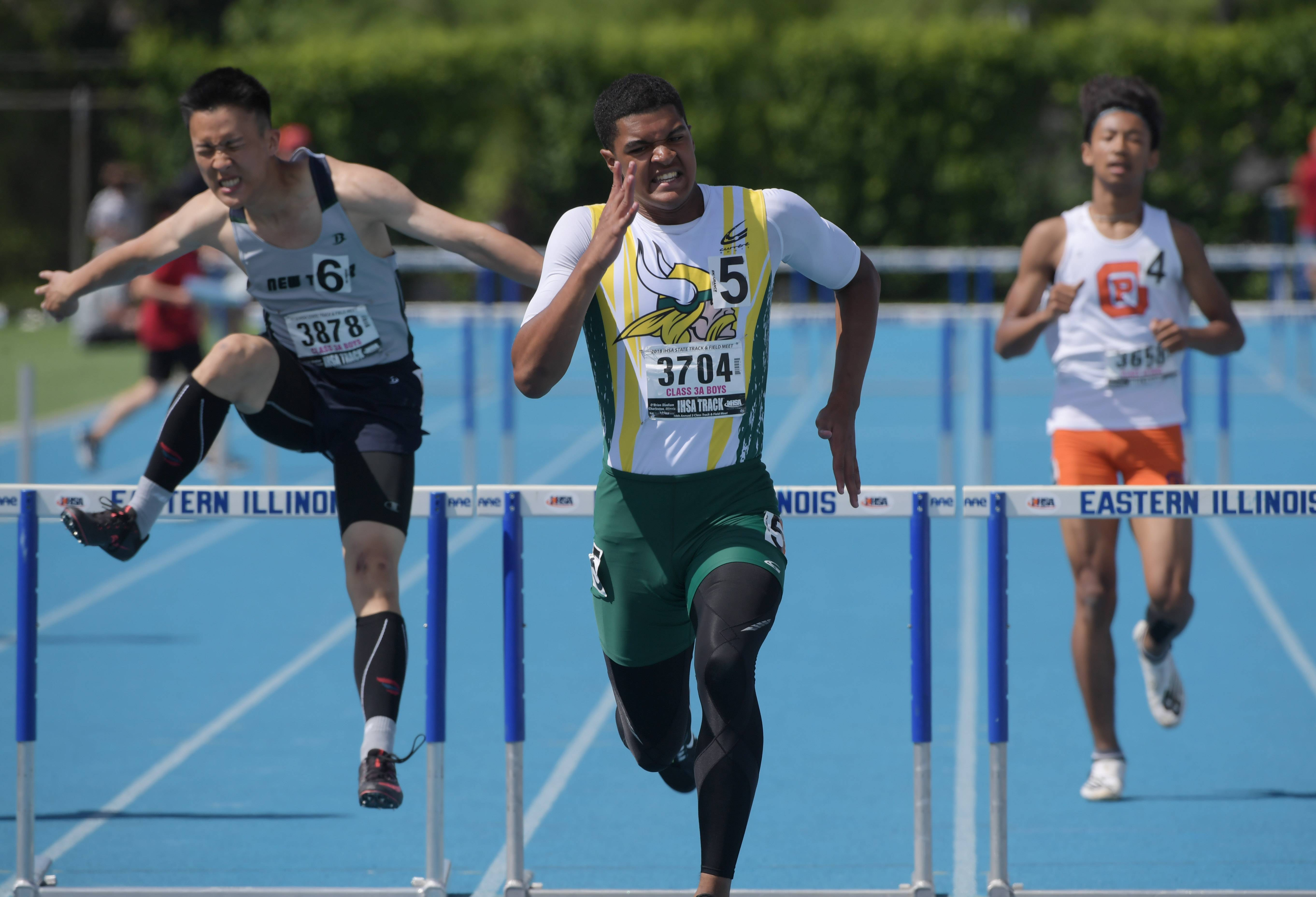 Boys track and field: Jackson's gold medal wait is over
