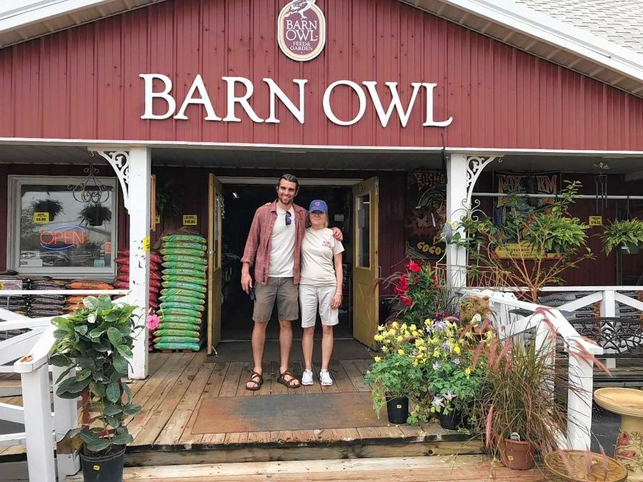 Barn Owl Garden Center, a family-owned business in Carol Stream, is celebrating its 15th year serving the local community.