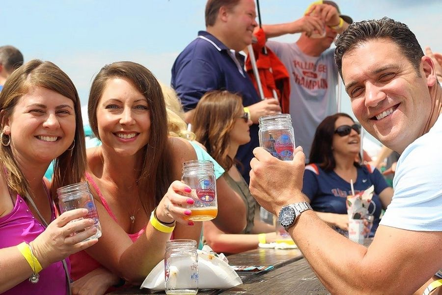 More than 80 breweries will participate in the Grayslake Craft Beer Fest Saturday, June 2.