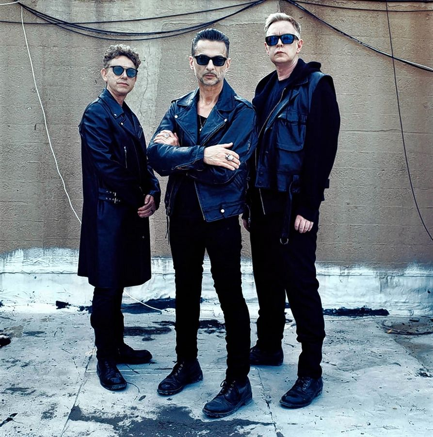 Depeche Mode heads to Chicago's United Center Friday, June 1.