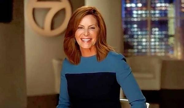 Kathy Brock Co Anchor Of WLS Channel 7s Top Rated 6 And
