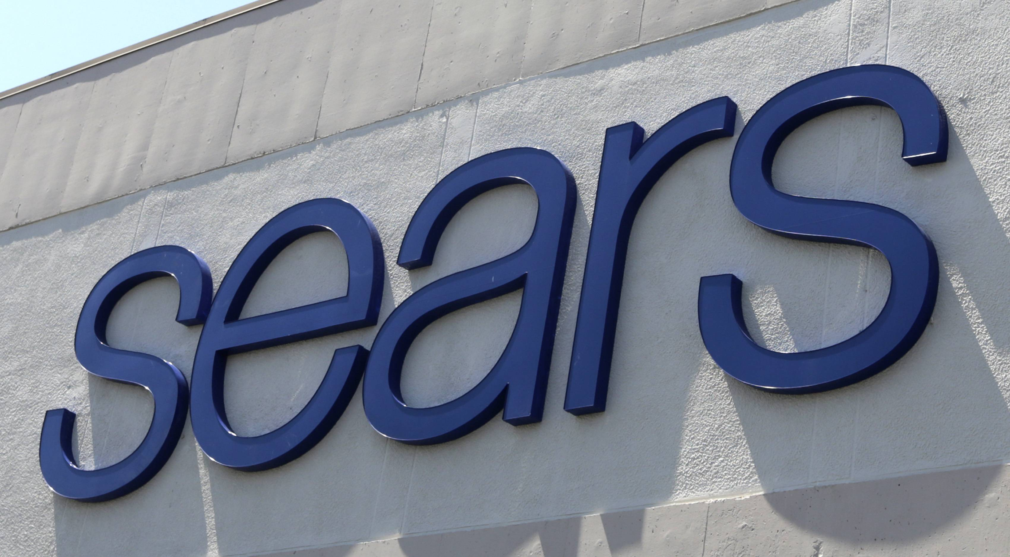 Three suburban Sears stores on the list of 72 more set to close
