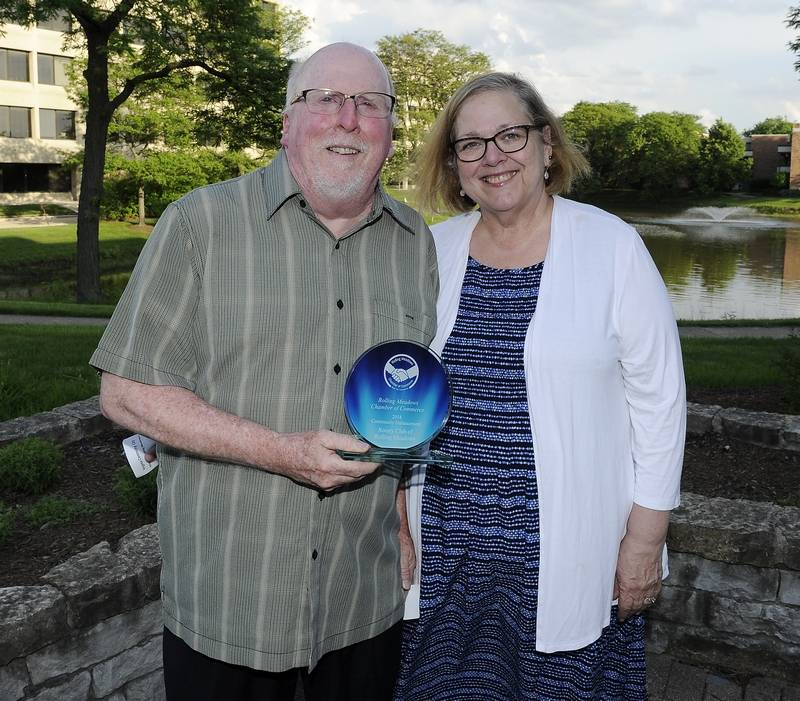 Rolling Meadows Principal Among Those Honored At Chamber Dinner
