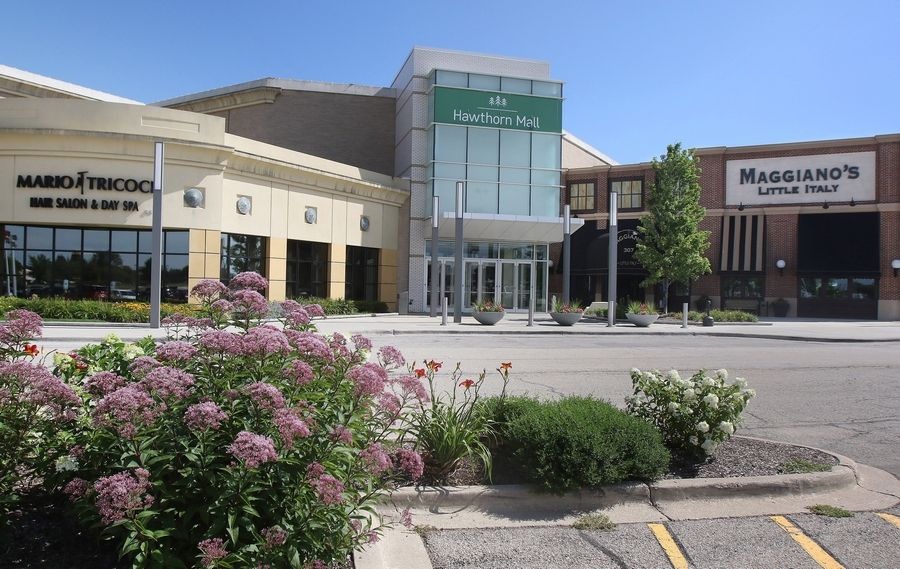More changes are expected for Hawthorn Mall in Vernon Hills