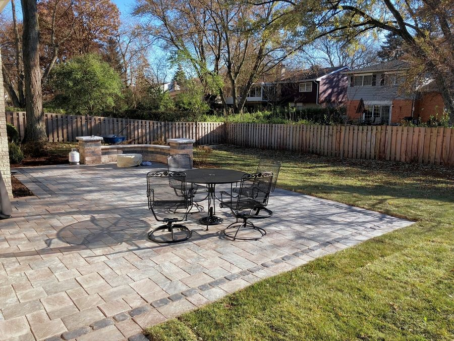 A Garden Guy installs landscaping as well as patios and other yard improvements.