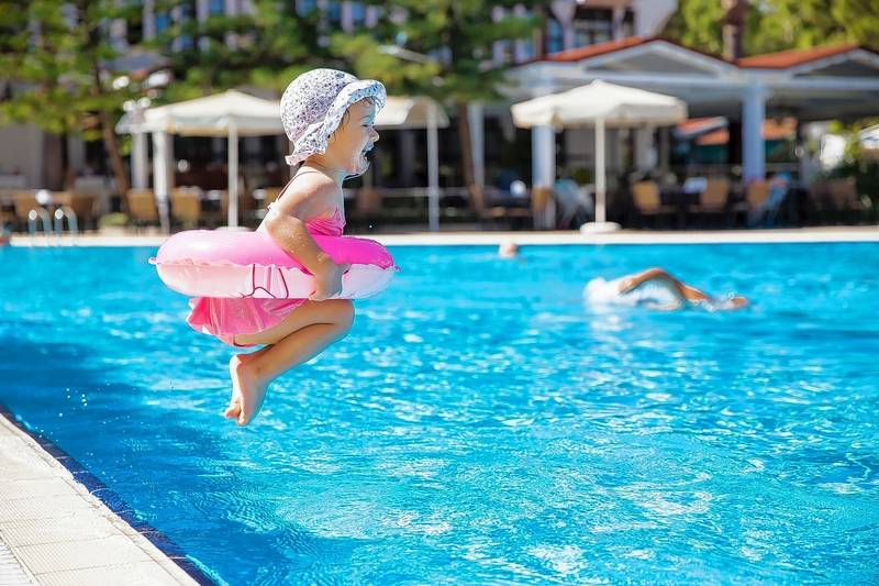 Summer Puts Special Emphasis On Water Safety With Kids