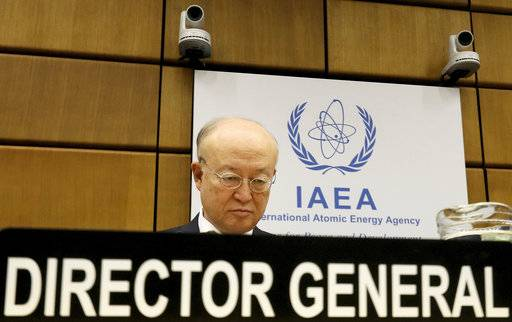 UN nuclear chief says work in N. Korea could resume quickly