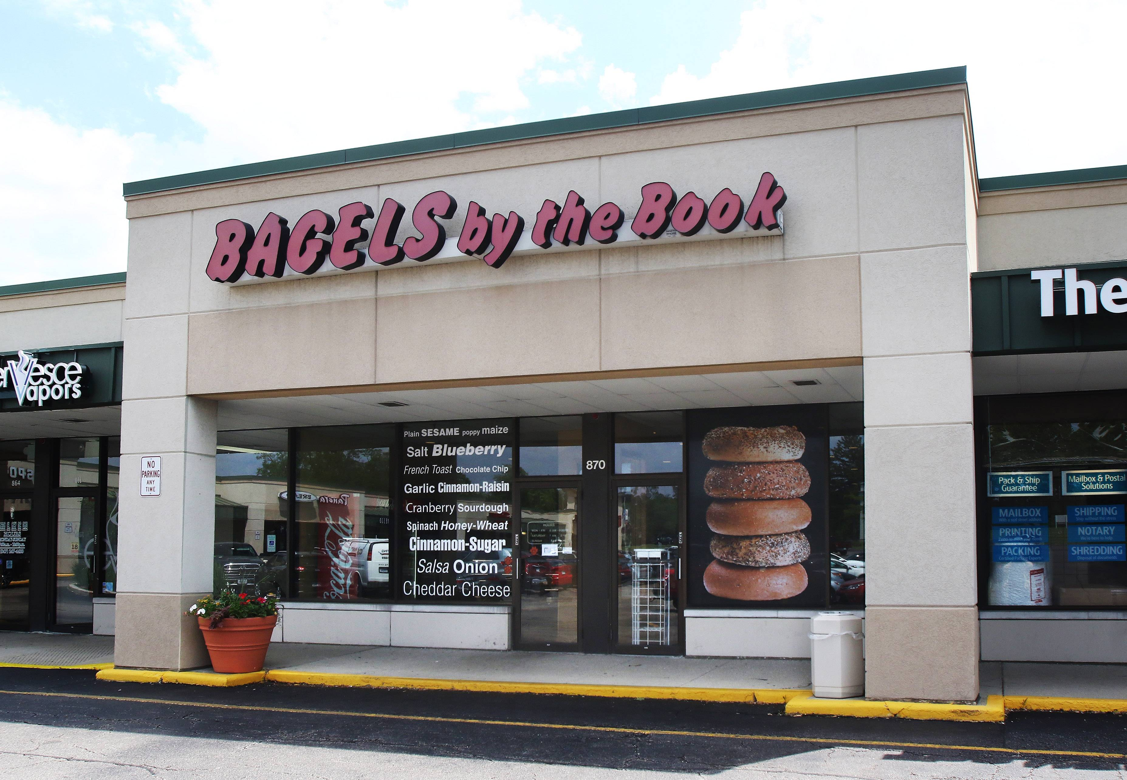 Bagels by the Book, which opened in Libertyville in 1994, is closing June 24.