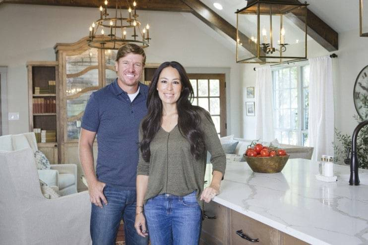 "For five seasons, Chip and Joanna Gaines were the darlings of HGTV with their popular home-improvement show ""Fixer Upper."""