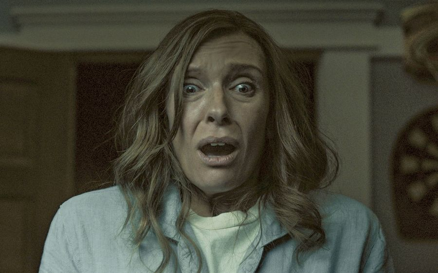 "Toni Collette stars in ""Hereditary"" from first-time director Ari Aster."