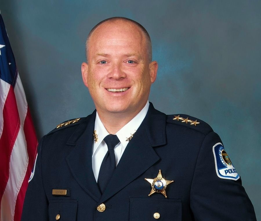 Mundelein Police Chief Eric Guenther