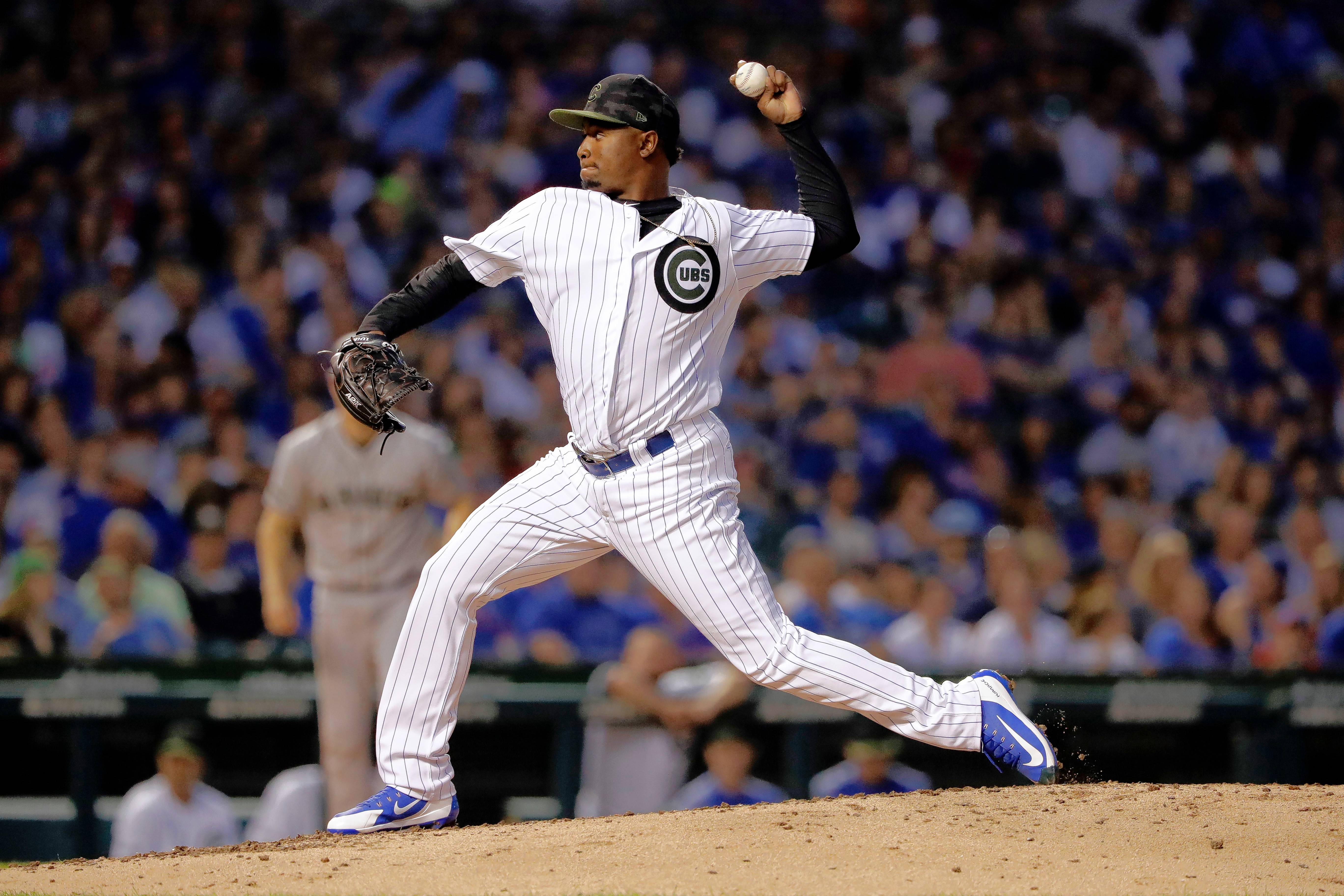 Bullpen depth paying off for Chicago Cubs