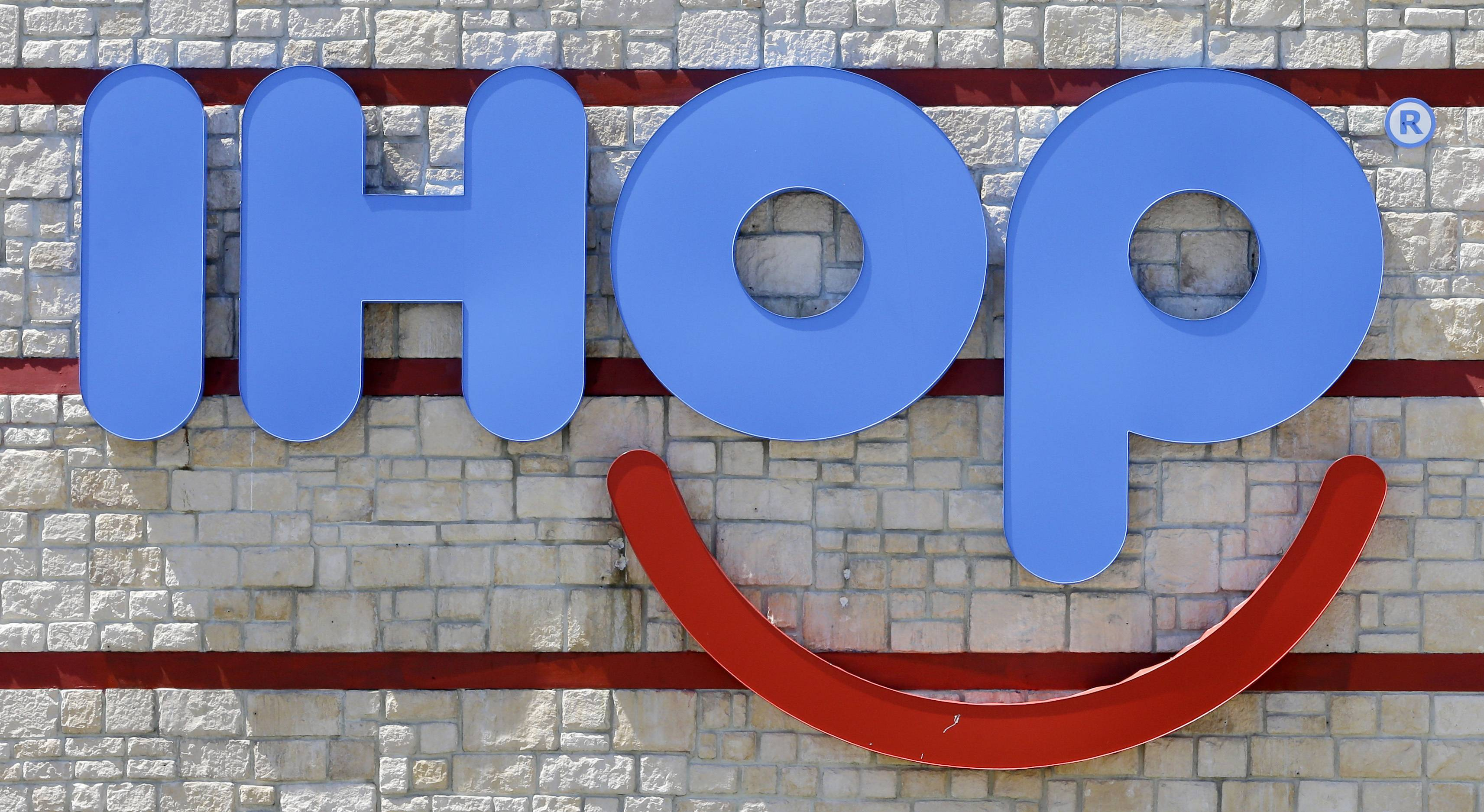"IHOP teased a name change to IHOb earlier this month, says the ""b"" is to promote its burger menu. The pancake restaurant has been coy about whether the name change is truly permanent, saying Monday, June 11, that the change was ""for the time being."""