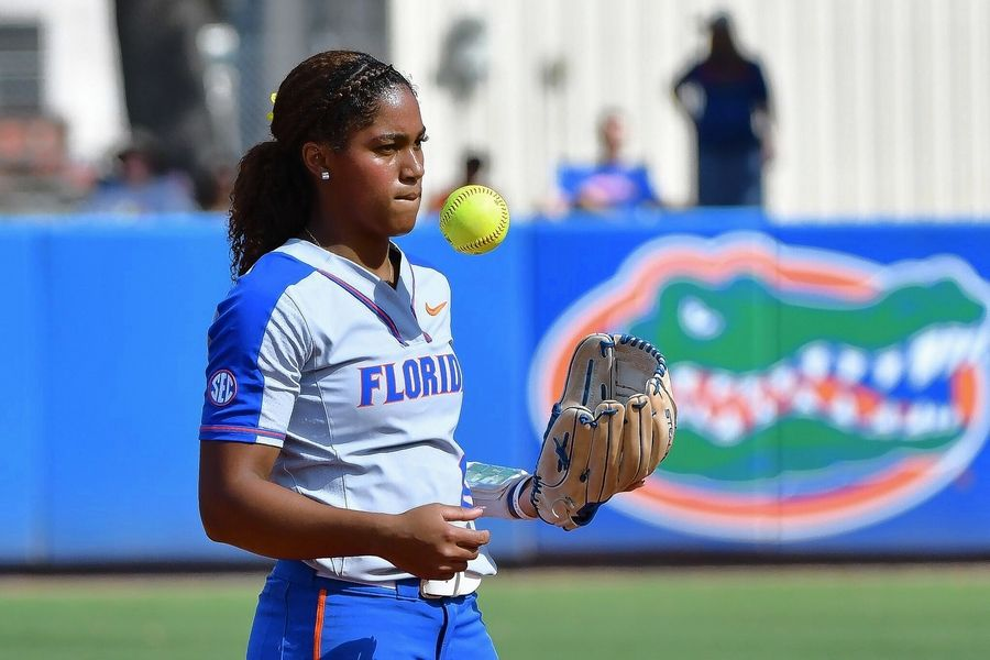 Two-time All-American Aleshia Ocasio of Florida will start her pro career with the Chicago Bandits.