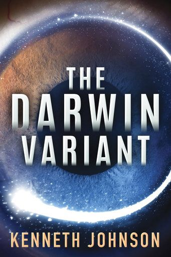 "This cover image released by 47North shows ""The Darwin Variant,"" by Kenneth Johnson. (47North  via AP)"