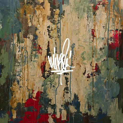 "This cover image released by Warner Bros. shows ""Post Traumatic,"" by Mike Shinoda. (Warner Bros. via AP)"