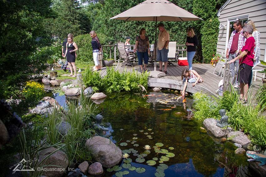 Take A Free Tour Of Backyard Paradises This Summer