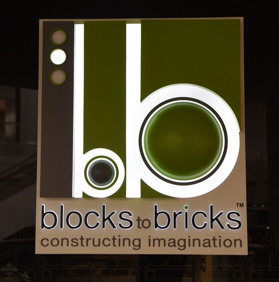 Blocks to Bricks, a museum and studio focused on the history and evolution of construction toys, is opening Friday at Woodfield Mall in Schaumburg.