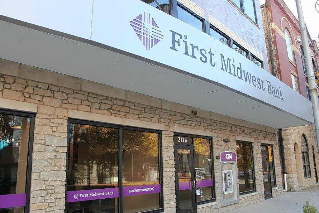 First Midwest Bank announced the locations of the 19 branches it plans to close before the end of the year.
