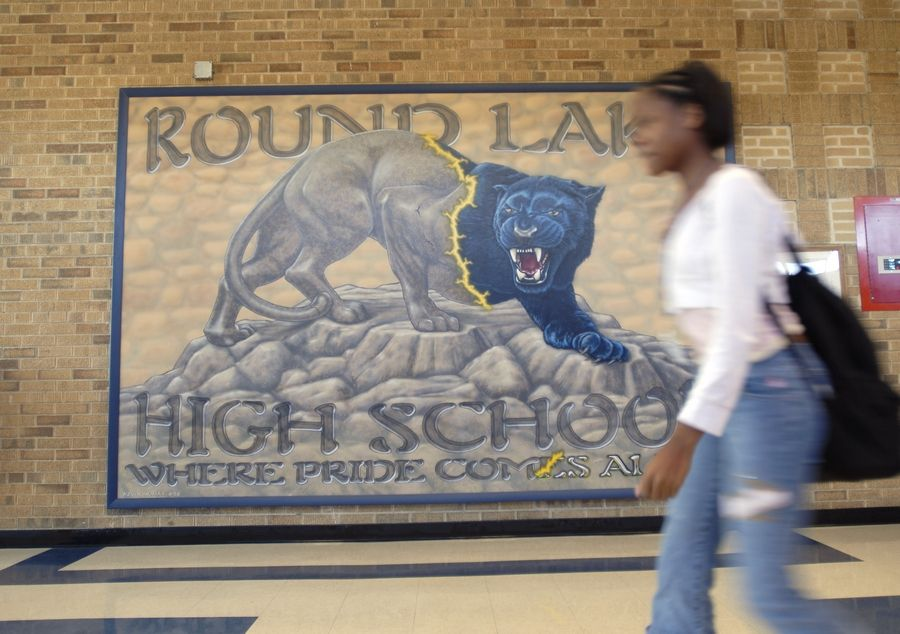 The Round Lake Area Unit District 116 school board has decided to use new state money to fund high-priority tasks, as well as $260,000 for a new chiller and air conditioning at Round Lake High School.