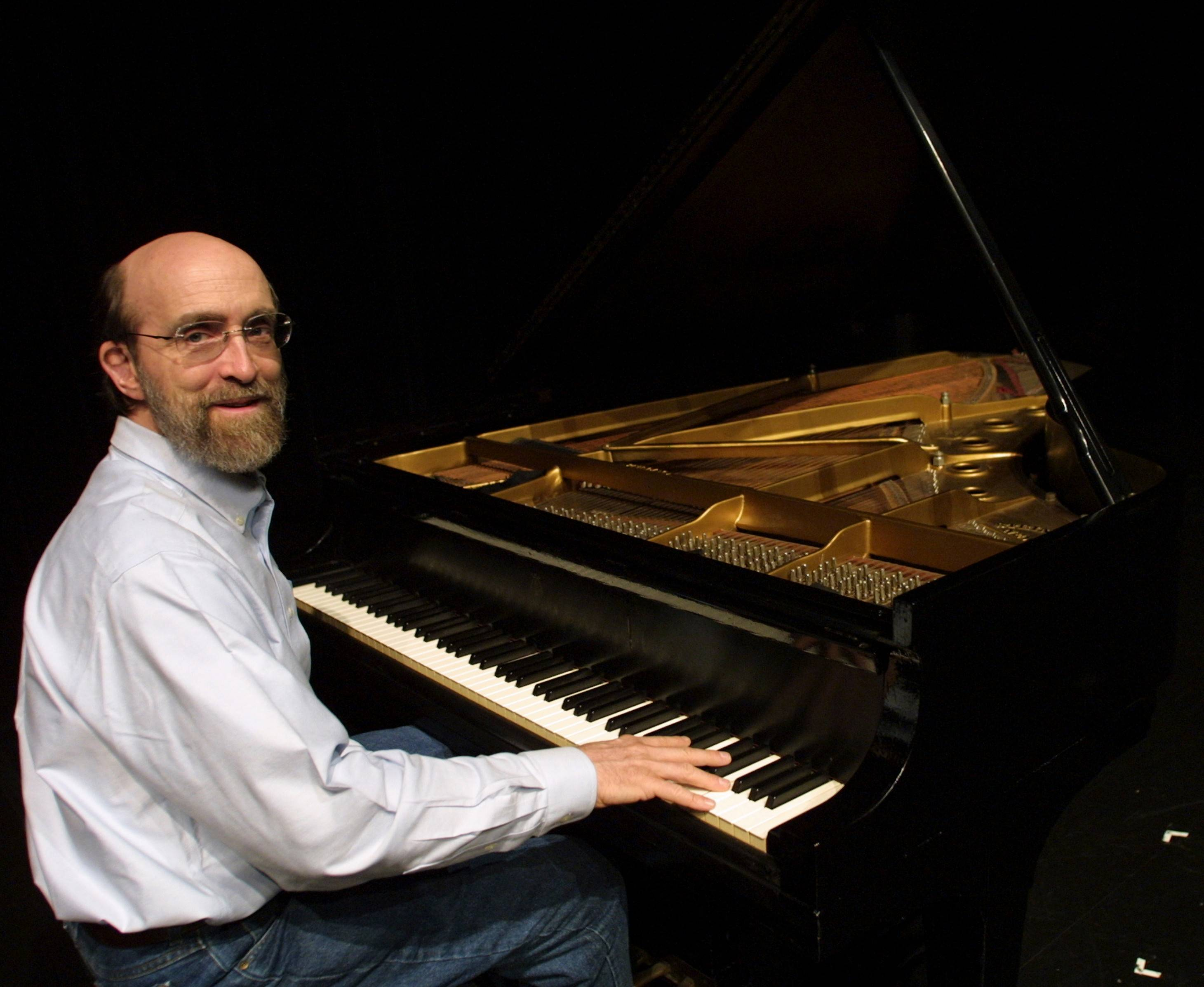 Pianist George Winston will perform at the Metropolis Performing Arts Centre in Arlington Heights Dec. 17-18.