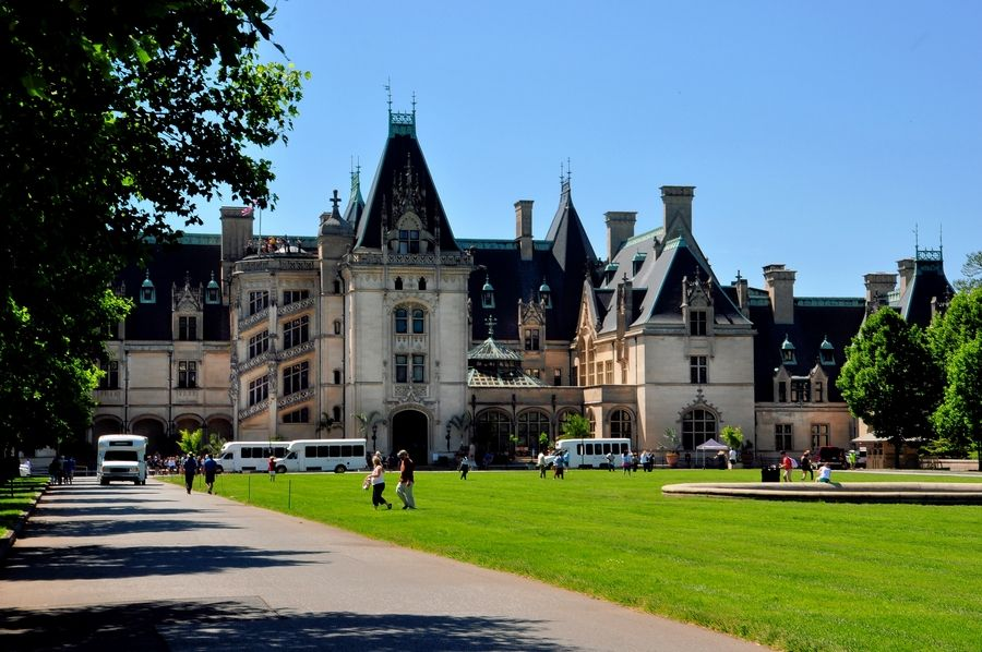 Biltmore evolves from Gilded Age estate to 21st-century