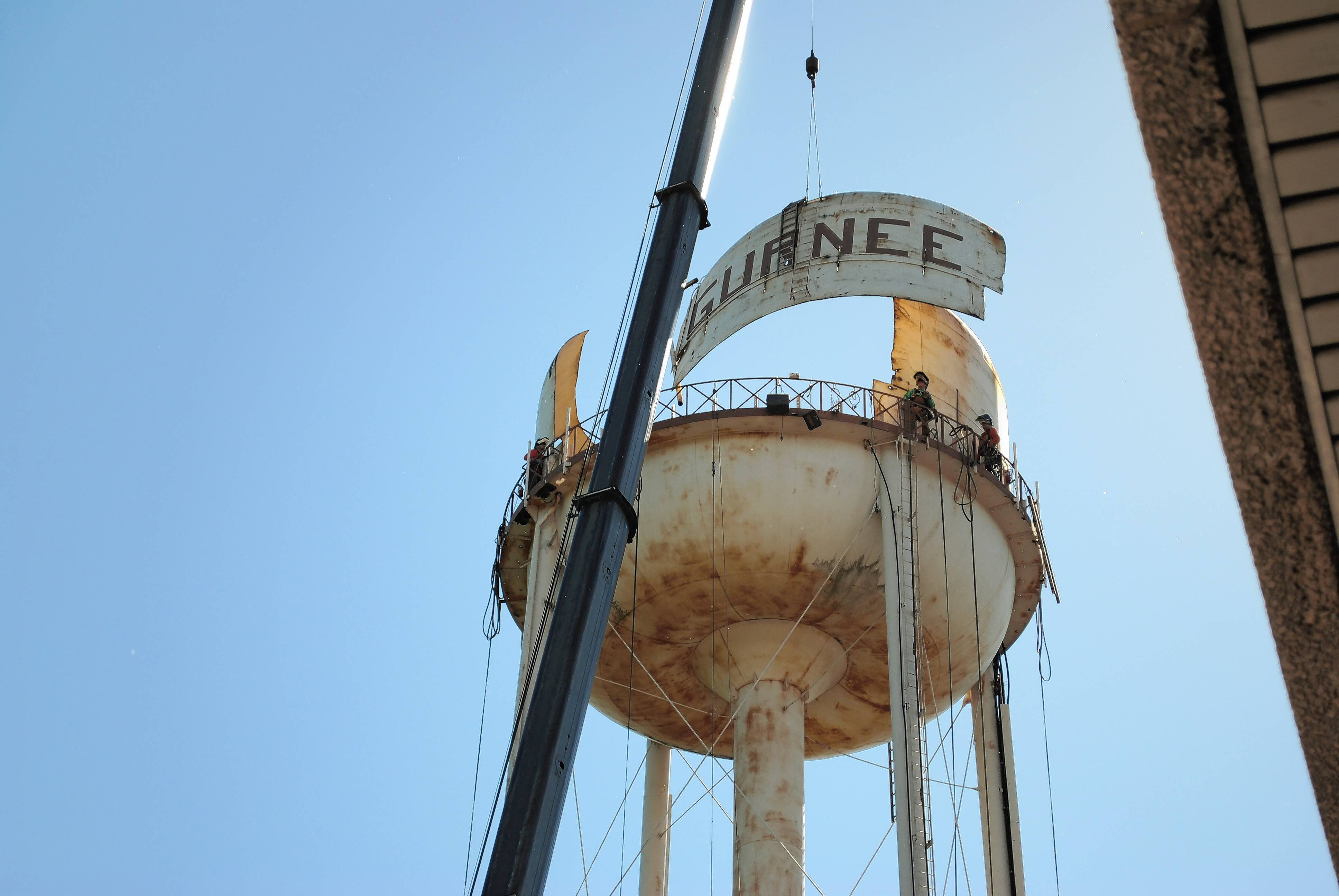 Gurnee to vote on new water tower project