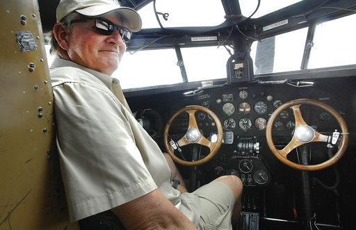 Bloomington residents can take a ride in a 90-year-old plane