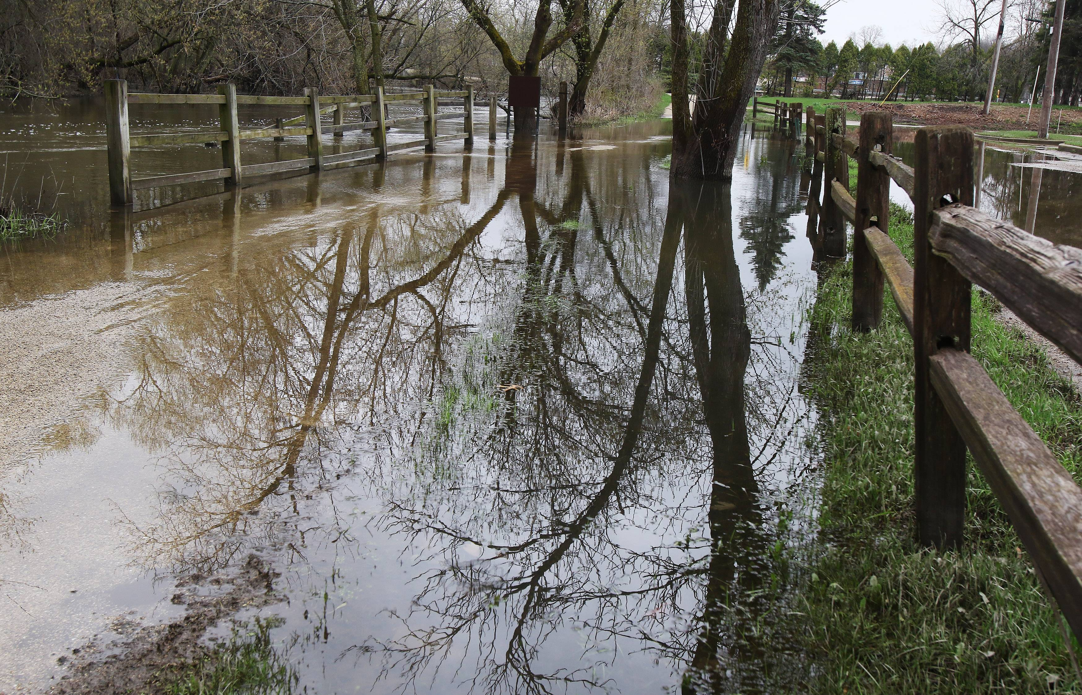 If the proper stormwater management policies aren't enforced on the $10 billion Foxconn project in southeast Wisconsin, Gurnee Mayor Kristina Kovarik said Monday night, flooding could get worse in the village.