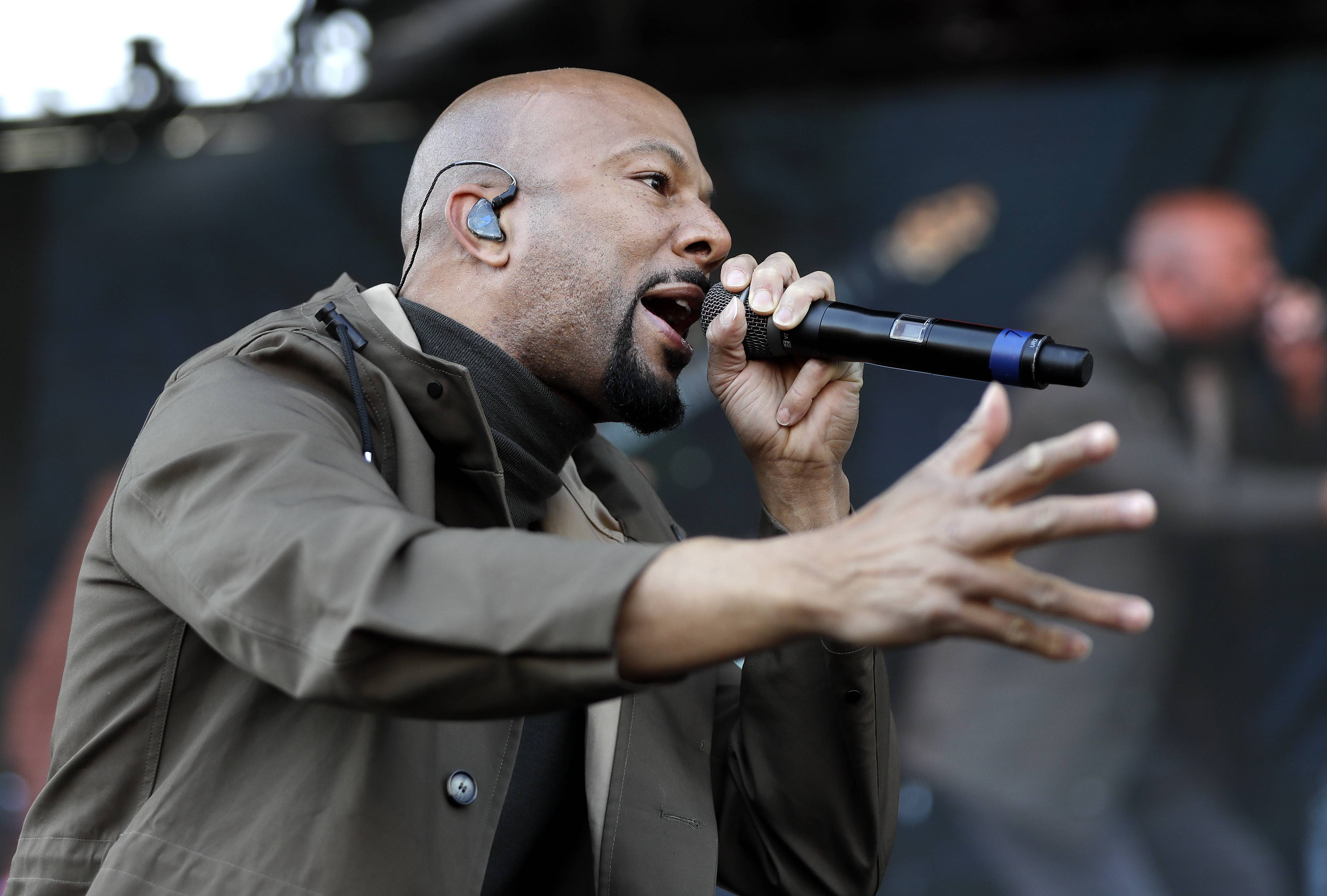 Rapper Common is one of the headliners of Mamby on the Beach, the two-day music festival at Oakwood Beach Saturday and Sunday, June 23-24.