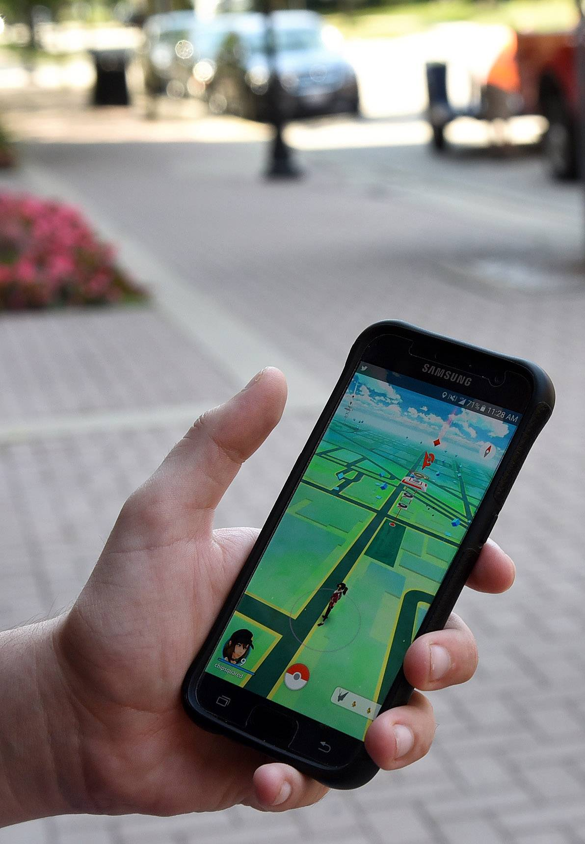 Digital mapping -- the future is Pokemon Go!