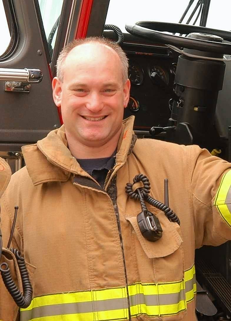Buffalo Grove officials are going to court to overturn a pension board ruling that Kevin Hauber's death from colon cancer this year was caused by his work as a firefighter.