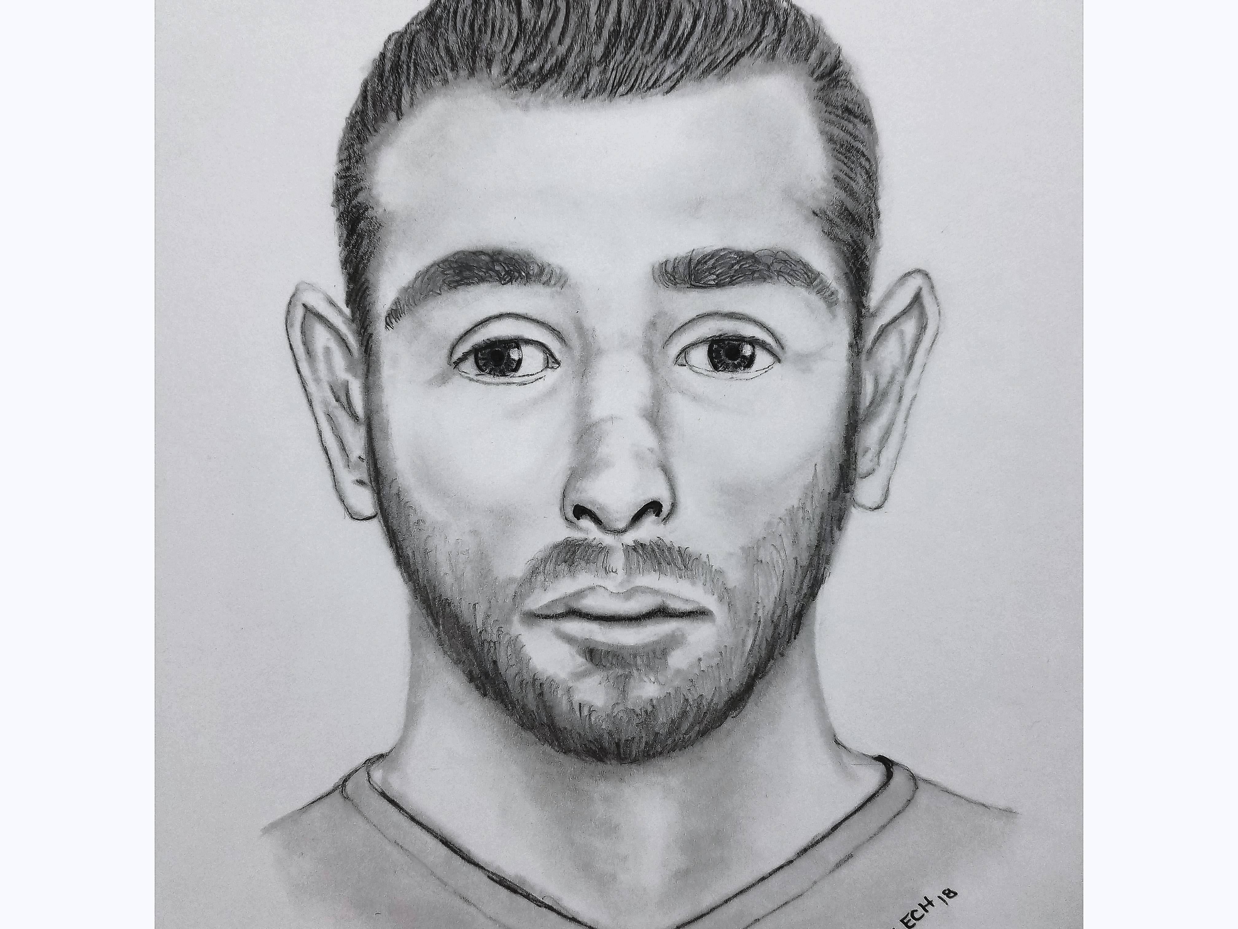 Mount Prospect police say this man attempted to lure a 16-year-old girl into his car last week on the 300 block of North William Street.