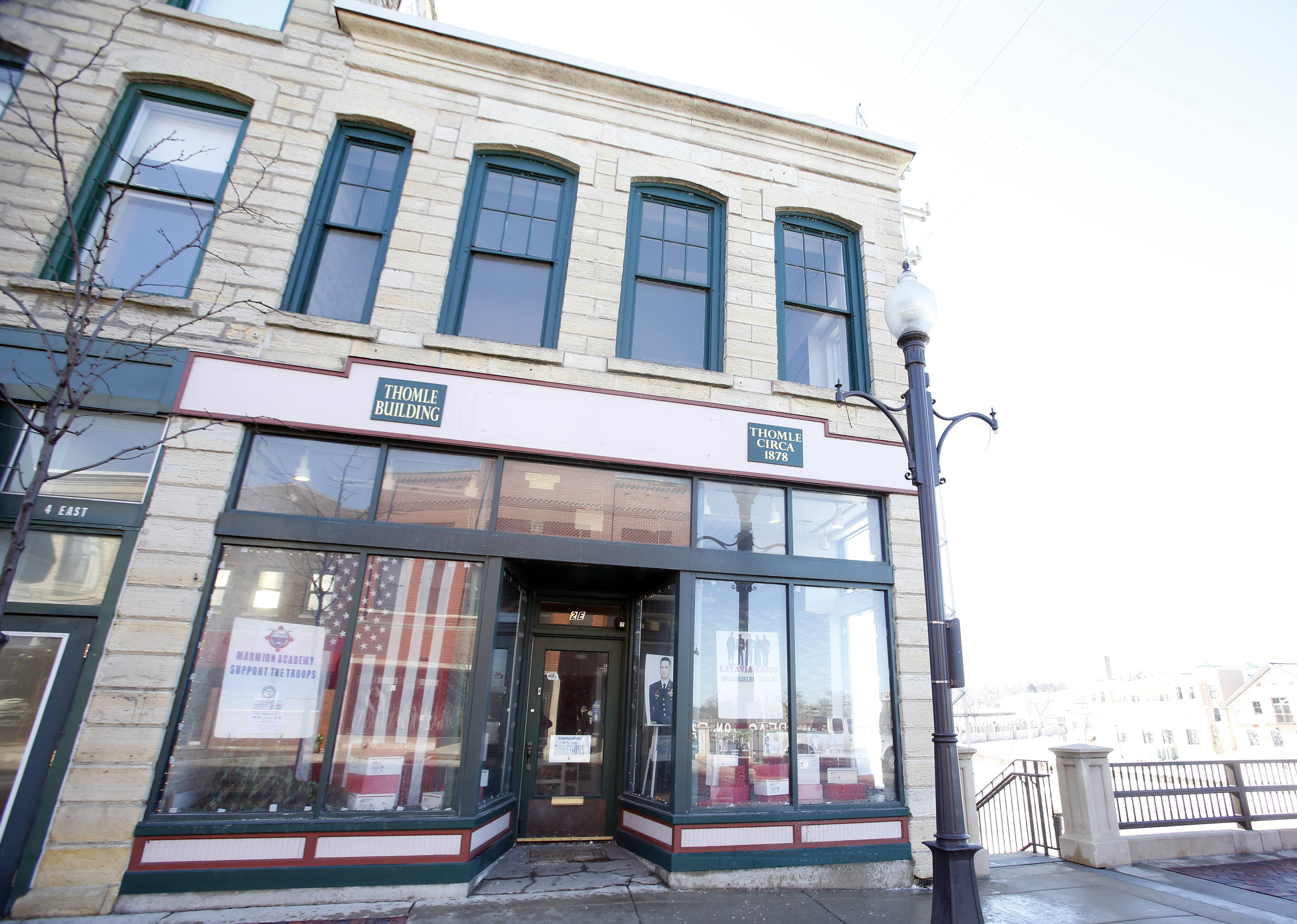 Batavia sells Thomle Building to kitchen, bath firm