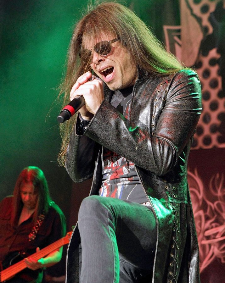 Todd La Torre and Queensryche will perform at the Arcada Theatre in St. Charles Friday, June 22.