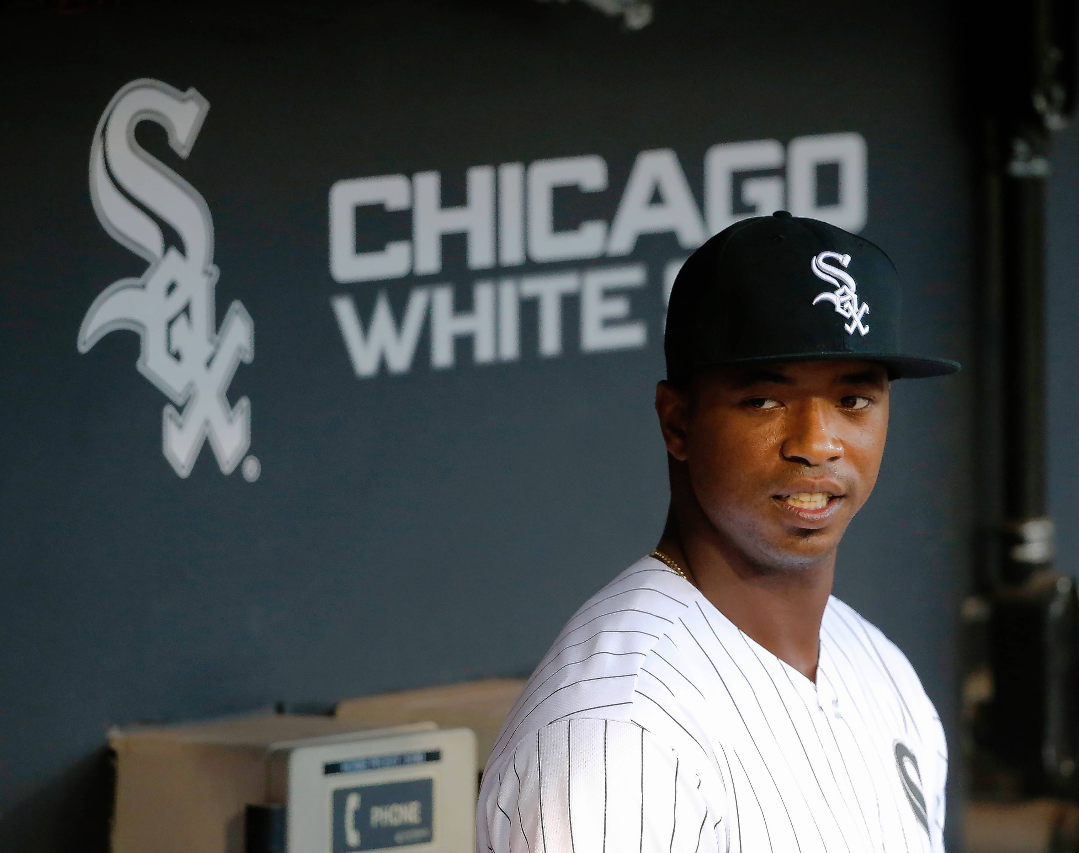 Eloy Jimenez, after hitting .317 at Birmingham, was promoted to Class AAA Charlotte on Thursday by the White Sox.