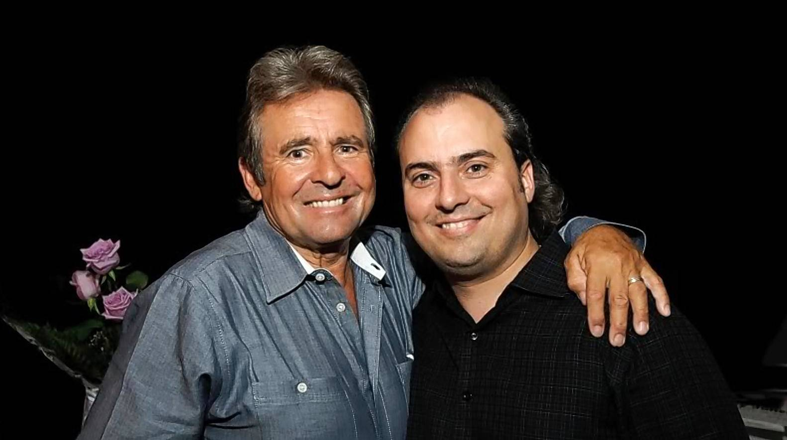 Davy Jones of the Monkees, left, is just one of the many stars with whom concert promoter Ron Onesti has worked, but have now passed away.