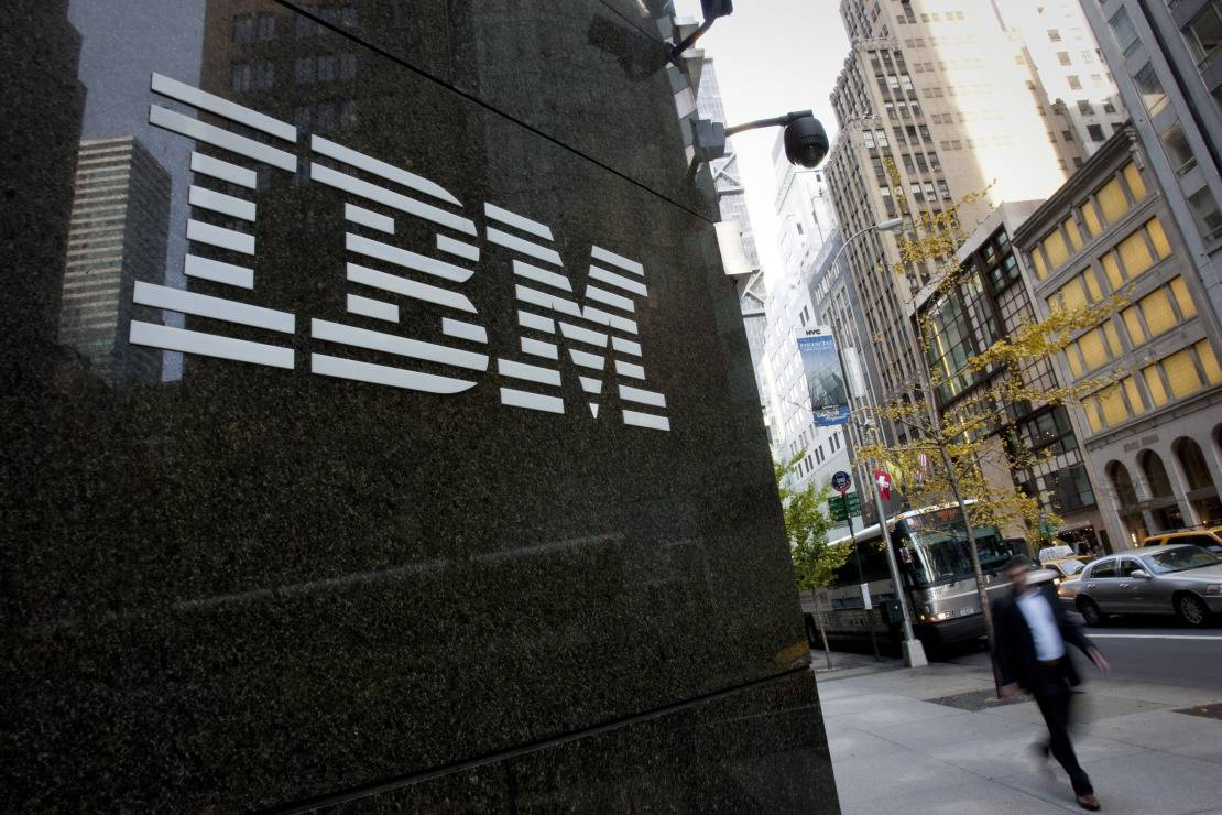IBM has a history of using publicity stunts to cast an aura around its technology.