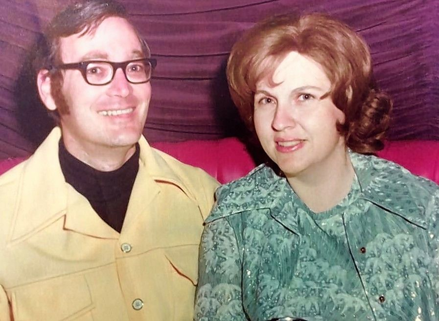Donnie Rudd and his third wife, Dianne Marks, married eight months after the death of his second wife, Noreen Kumeta.