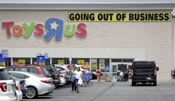Toys r us to close all remaining stores by friday toys r us will close all stores for good by friday bringing an end to spiritdancerdesigns